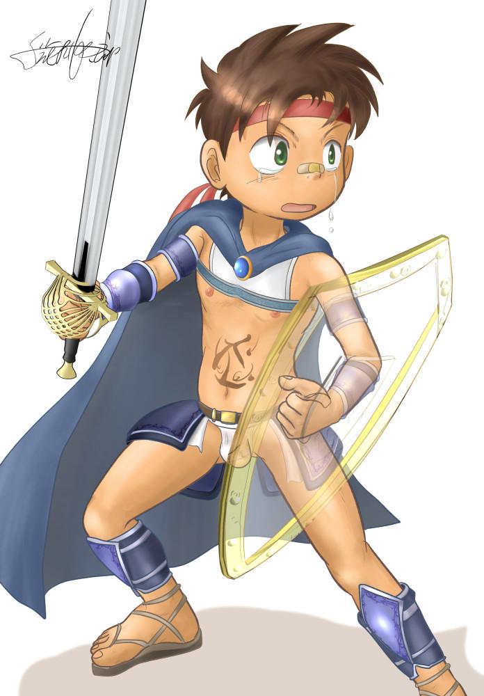 少年騎士_5